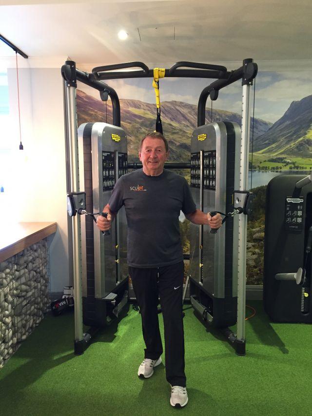 Chris Rebanks Personal Trainer