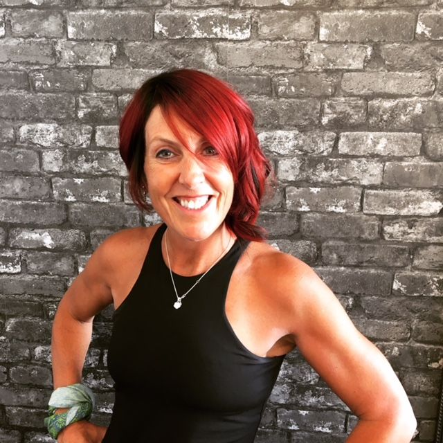 Tracy Carruthers Personal Trainer